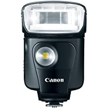 Canon Speedlite 320EX Flash with Built-In LED video light for Canon SLR Cameras