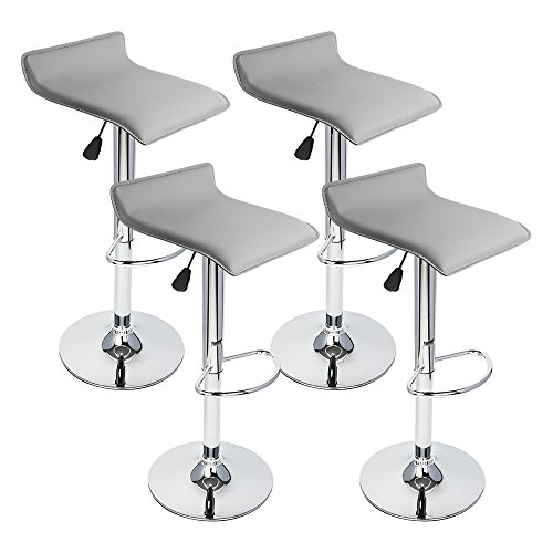 Modern Barstools Morford Adjustable Height Bar Stool