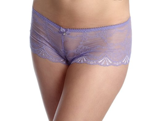 73cc54050400 Women's Innocent Lily Delicate Sheer Lace Boyshort Panty Style 9005C - Buy  Online in KSA. Apparel products in Saudi Arabia. See Prices, Reviews and  Free ...