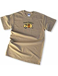 Mountain Graphics Happy Camper T-Shirt