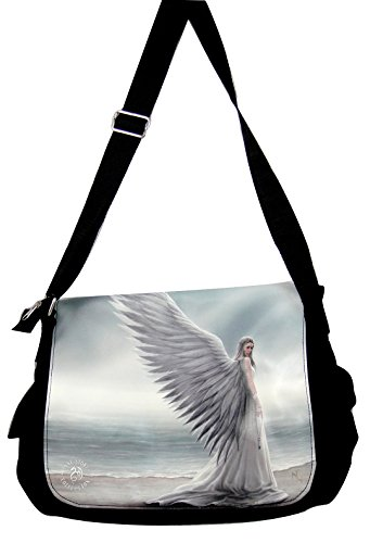 NEW ANNE STOKES FANTASY DRAGON MEDIEVAL ART, MESSENGER BAG **YOUR CHOICE OF ART** BY ACK (SPIRIT GUIDE)
