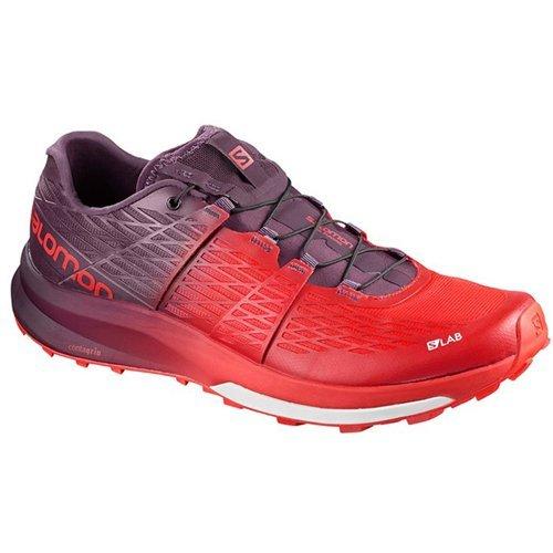 Salomon S-Lab Ultra Trail Running Shoes Mens Sz 12...