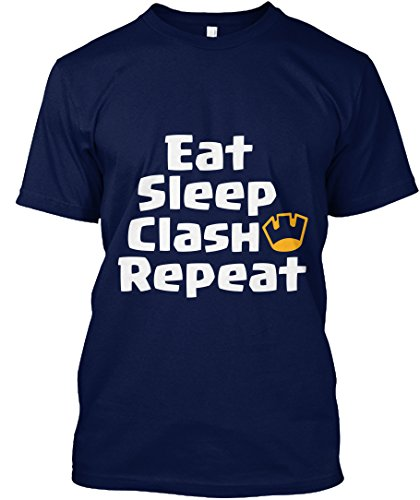 Teespring Unisex Clash Royale Addiction Hanes Tagless T-Shirt - Clash Of Clans T Shirt