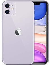 (Renewed) Apple iPhone 11, 64GB, Purple - Fully Unlocked