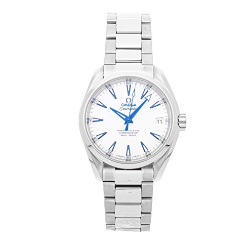Omega Seamaster Mechanical (Automatic) White Dial Mens Watch 231.90.39.21.04.001 (Certified Pre-Owned)