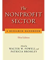 The Nonprofit Sector: A Research Handbook, Third Edition