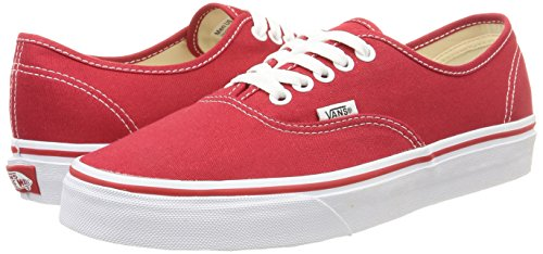 Red Red Vans Authentic Vans Authentic Vans Authentic Red Vans P1dAwx8