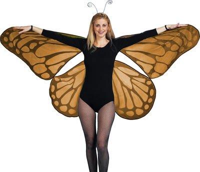 Jumbo Butterfly Wings - Jumbo Monarch Butterfly Wings