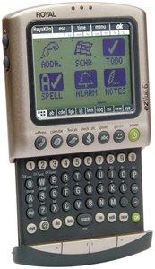 Royal EZVue 6 3 MB PDA with Sliding Keyboard