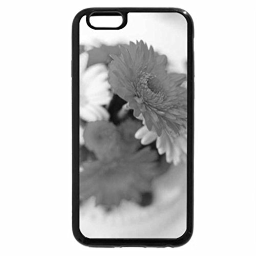 iPhone 6S Plus Case, iPhone 6 Plus Case (Black & White) - Cake