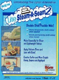 steam a seam 2 lite sheets - 8