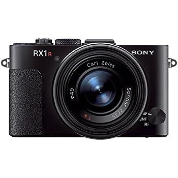 Sony DSCRX1R/B 24MP Compact System Cyber-Shot Digital Still Camera with 3-Inch LCD Screen (Black)