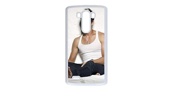 Enrique Iglesias LG G3 teléfono móvil Caso Blanco bpuy ...
