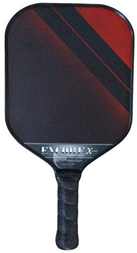 NEW. Encore X-Series Pickleball Paddle (aka Black Series). The next generation paddle. Pro (7.9 - 8.3 oz) (Red 'Fade')