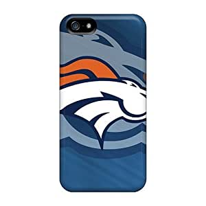phone covers Excellent Cell-phone Hard Cover For iPhone 6 4.7 (mys9691WKzG) Customized Realistic Denver Broncos Image WANGJING JINDA