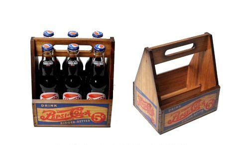 Pepsi 6 Pack Carrier