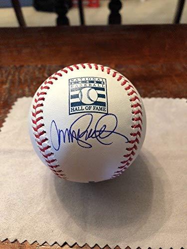 (Ryne Sandberg Autographed Signed Hall Of Fame Baseball PSA Dna Coa Chicago Cubs - Authentic Memorabilia )