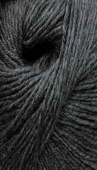 Dk Weight Sock Yarn - Cascade Yarns - Cascade 220 Superwash DK Weight #900 Charcoal