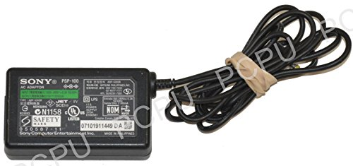 PSP-100 OEM Sony Playstation PSP-100 AC Adapter Power Charger
