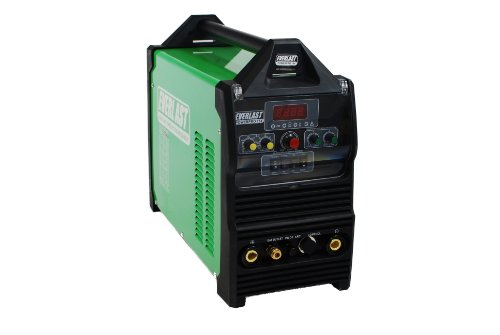 Everlast PowerPro 164 160a TIG Stick Pulse Welder 40a Plasma Cutter