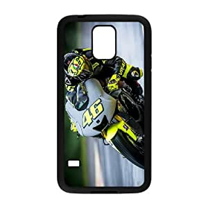 Samsung Galaxy S5 Cell Phone Case Black Valentino Rossi UF1167012