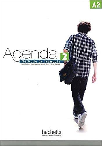 Agenda 02. Kursbuch mit DVD-ROM: Méthode de français: Amazon ...