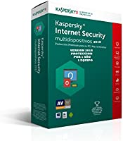 KASPERSKY INTERNET SECURITY 2018 1PC LICENCIA ELECTRONICA