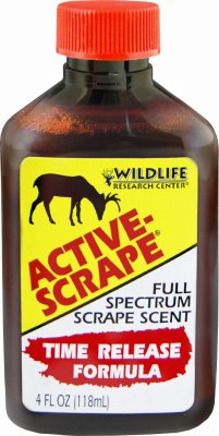 Price comparison product image Wildlife Research Center 240-4 Active-Scrape, 4-oz. - Quantity 4