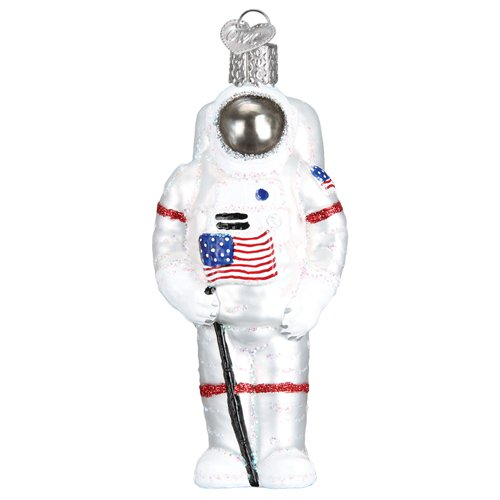 (Old World Christmas 24182 Ornament Astronaut)