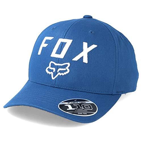 Fox Racing Legacy Moth 110 Snapback Hat-Dusty Blue