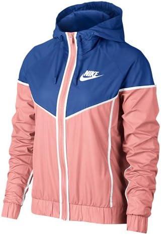 Reebok Sportswear Windrunner Veste Femme, RoseBleu, FR : XS (Taille Fabricant : XS 3234)