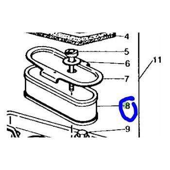 Amazon John Deere Original Equipment Filter Element Am37540. John Deere Original Equipment Filter Element Am37540. John Deere. John Deere Ac Filter Diagram At Scoala.co