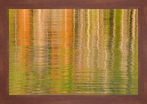 USA, Idaho Reflections on Redfish Lake by Don Paulson - 12