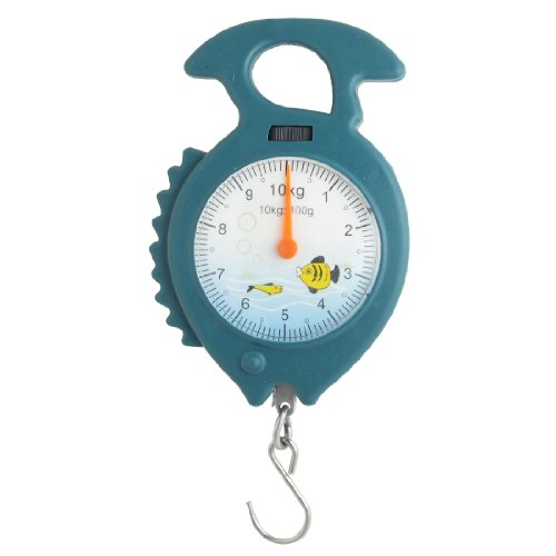 Fish-Shape-Round-Dial-Weight-Luggage-Analog-Hanging-Scale-10kg-22lb