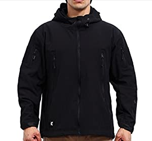 Reebow Gear Military Special Ops Soft Shell Tactical Jacket