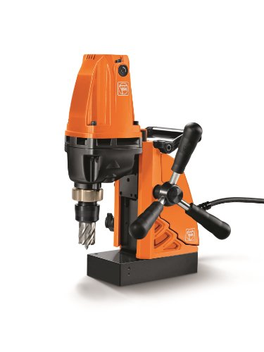 Jancy JHM Series ShortSlugger Magnetic Base Drilling Unit, 750W, 2'' Cutting Depth by Jancy Engineering Company