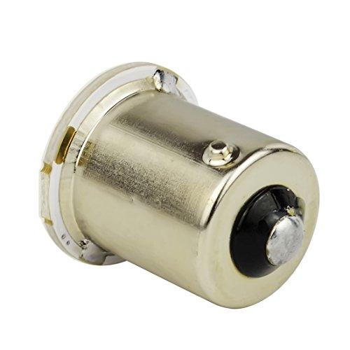 1156 Safego Led Cob Ba15s 12chips Voiture P21w De Blanc 10x Ampoule fy7bY6g