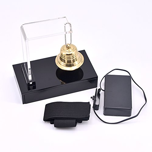 Enjoyer Magic Tricks-Don't Tell Lie (Spirit Bell-Remote Controlled) Magician Accessories Stage Illusions Mentalism Magic Gimmick by Enjoyer (Image #3)