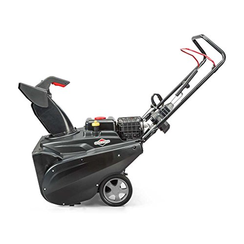 Briggs & Stratton 1022ER Single Stage Snowthrower Snow Thrower, 208cc by Briggs & Stratton (Image #2)