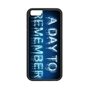 A Day to Remember Black Case for iPhone 6