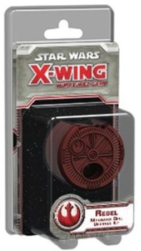 Fantasy Flight Games Star Wars X-Wing: Rebel Maneuver Dial Upgrade Kit