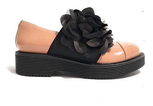à de lacets JULIETTE pour rose rose ville VICO femme Chaussures FgxFqIav