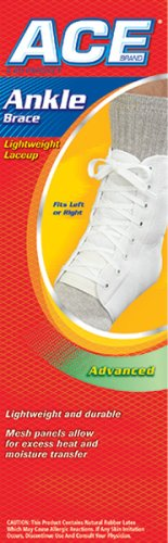 ACE Light weight Lace-up Ankle (Ace Lightweight Brace)
