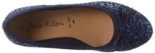 Jane Klain 221 993, Bailarinas Para Mujer Schwarz (NAVY)
