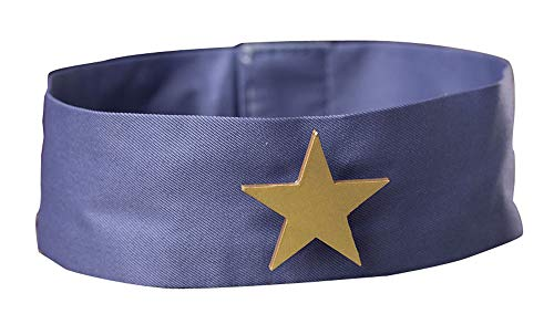 CHIUS Cosplay Costume Collar Band for Sailor Saturn