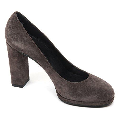 Grigio Scarpa Donna Woman Shoe B7664 Decollete Tod's T90 Scuro BnxzcB6WF