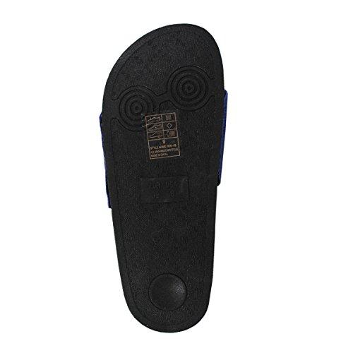 Zapatillas Yoki Mujeres Riri-43 Slipper Royal Blue