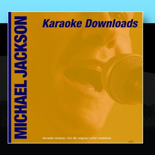 (Karaoke Downloads - Michael Jackson)