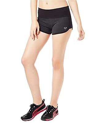 Aeropostale Womens Fleece Yoga Athletic Workout Shorts 001 Xs