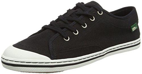 Negro Zapatillas para Satire Black Simple 001 Mujer nwAIqq6x
